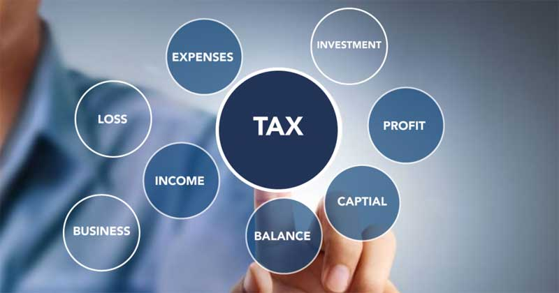 The Lucrative Rate of Taxation in the Region